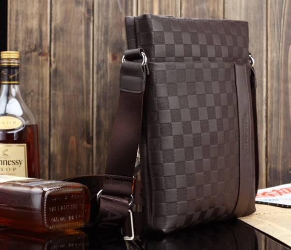 Túi xách da nam đựng iPad Zoro Paul kiểu 2 4