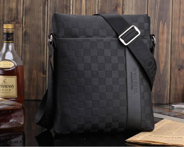 Túi xách da nam đựng iPad Zoro Paul kiểu 2 5