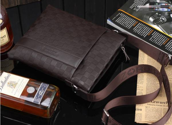 Túi xách da nam đựng iPad Zoro Paul kiểu 2 6