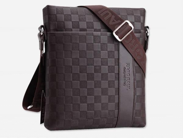 Túi xách da nam đựng iPad Zoro Paul kiểu 2 11