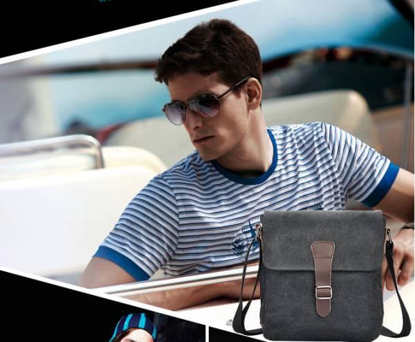 Túi xách nam đựng iPad Zefer kiểu 2 4