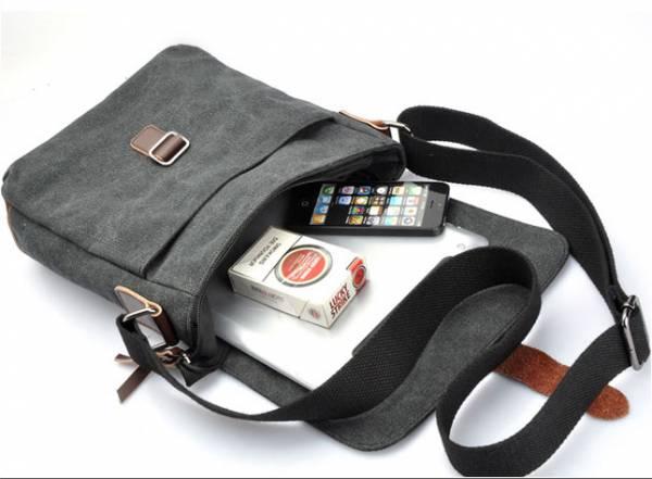 Túi xách nam đựng iPad Zefer kiểu 2 6