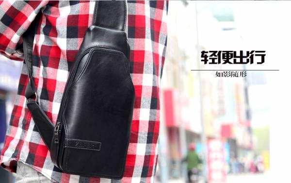 Túi xách da nam đựng iPad Zefer kiểu 3 6