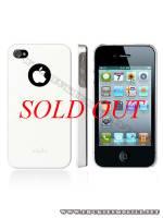 Ốp lưng iPhone 4 Moshi iGlaze 4 XT (Trắng)