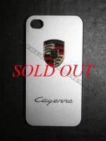 Ốp lưng iPhone 4 Porsche màu bạc