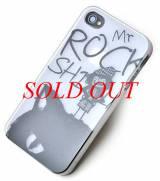 Ốp lưng iPhone 4 / 4S Rock Mr Rock - Kiểu 2