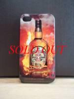 Ốp lưng thời trang iPhone 4 / 4S Chivas