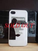 Ốp lưng thời trang iPhone 4 / 4S Steve Jobs