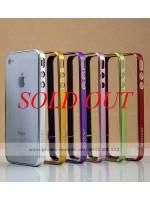 Viền iPhone 4/4S Crossline siêu mỏng