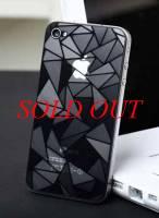 Miếng dán lứng 3D cho iPhone 4/4S Diamond
