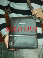 Túi xách da đựng iPad Salvatore Ferragamo - Kiểu 5