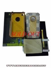 Phu kien iPhone - Ốp lưng iPhone 3 Kingpad LV