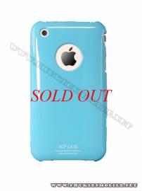Phu kien iPhone - Ốp lưng iPhone 3 SGP Case (Xanh Dương)