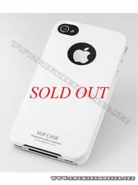 Phu kien iPhone - Ốp lưng iPhone 4 SGP Case (Trắng)