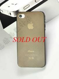 Phu kien iPhone - Ốp lưng iPhone 4 Siêu mỏng 0,4mm