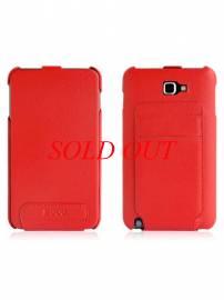 Phu kien iPhone - Bao da Samsung Galaxy Note i9220 Hoco chính hãng