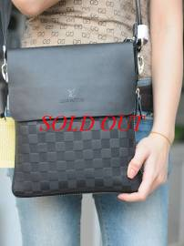 Phu kien iPhone - Túi xách da đựng iPad Louis Vuitton - Kiểu 1