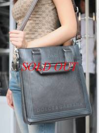 Phu kien iPhone - Túi xách da đựng iPad Dolce Gabbana - Kiểu 1