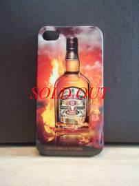 Phu kien iPhone - Ốp lưng thời trang iPhone 4 / 4S Chivas