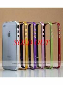 Phu kien iPhone - Viền iPhone 4/4S Crossline siêu mỏng