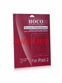 Phu kien iPhone - Miếng dán màn hình chống vân cho iPad 2 Hoco