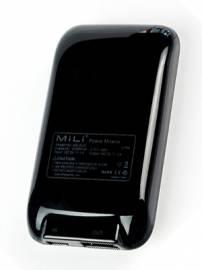 Phu kien iPhone - Sạc dự trữ đa năng Mili Crystal Power