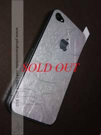 Phu kien iPhone - Miếng dán lưng thời trang cho iPhone 4 / 4S