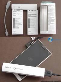 Phu kien iPhone - Pin mở rộng Sony CP-ELS chính hãng