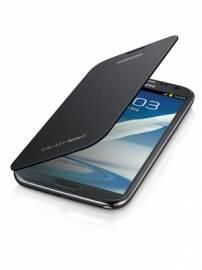 Phu kien iPhone - Bao da Samsung Galaxy Note 2 N7100 Flip Cover chính hãng