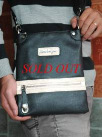 Phu kien iPhone - Túi xách da đựng iPad Salvatore Ferragamo - Kiểu 6