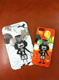 Phu kien iPhone - Ốp lưng iPhone 5 Rock Mr Rock - hàng chính hãng