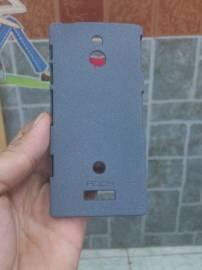 Phu kien iPhone - Ốp lưng Sony Xperia P Lt22i Rock QuickSand