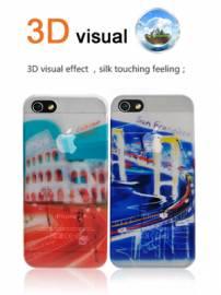 Phu kien iPhone - Ốp lưng iPhone 5 Baseus Romance Case