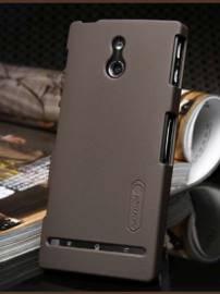 Phu kien iPhone - Ốp lưng Sony Xperia P Lt22i Nillkin