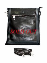 Phu kien iPhone - Túi xách da đựng iPad Dolce Gabbana - Kiểu 2