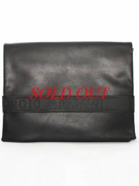 Phu kien iPhone - Túi xách da đựng iPad Giorgio Armani - Kiểu 5