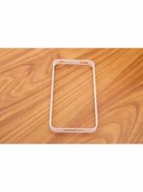 Phu kien iPhone - Viền trong suốt cho iphone 4/4s