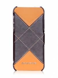 Phu kien iPhone - Bao da iPhone 5 mở ngang Borofone Victore