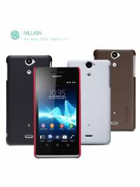 Phu kien iPhone - Ốp lưng Sony Xperia V LT25i Nillkin