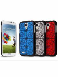 Phu kien iPhone - Ốp lưng samsung Galaxy S4 i9500 Benks magic chocolate