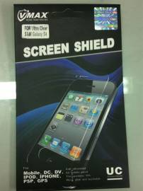 Phu kien iPhone - Miếng dán màn hình siêu trong cho Samsung Galaxy S4 i9500 Vmax