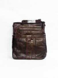 Phu kien iPhone - Túi đựng iPad da thật đeo chéo thời trang Cordan kiểu 1