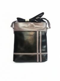 Phu kien iPhone - Túi xách da đựng iPad đeo chéo Salvatore Ferragamo kiểu 14