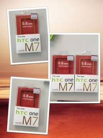Phu kien iPhone - Ốp viền HTC One M7 Love mie