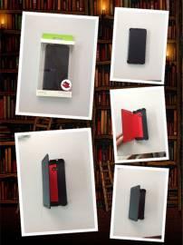 Phu kien iPhone - Bao da HTC One M7 chính hãng, Flip Cover HTC One