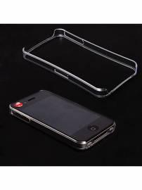 Phu kien iPhone - Ốp viền iPhone 4/4s  trong suốt Fengxing