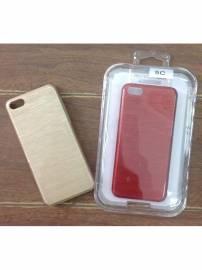 Phu kien iPhone - Ốp lưng iPhone 5C Trơn bóng xước