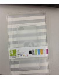 Phu kien iPhone - Ốp lưng iphone 5C Hoco trong suốt