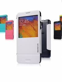 Phu kien iPhone - Bao da Samsung Galaxy Note 3 N9000 Baseus Folio