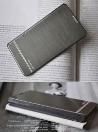 Phu kien iPhone - Bao da Samsung Galaxy Note 3 N9000 Baseus nhôm xước